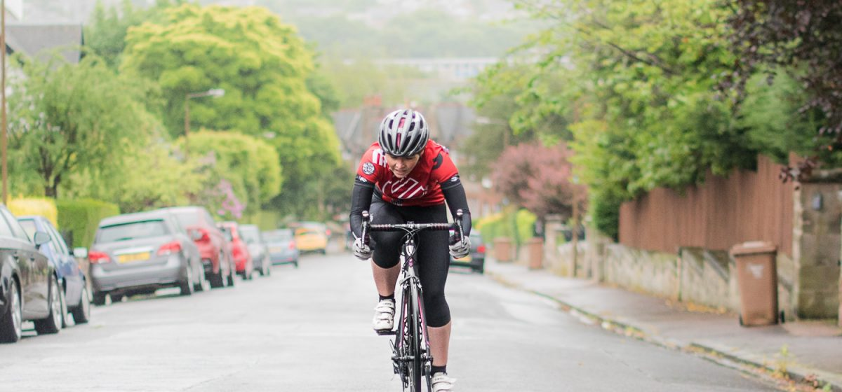 Edinburgh's Cycling Festival -  June 2016 - King of Kaimes Hill Climb, Edinburgh