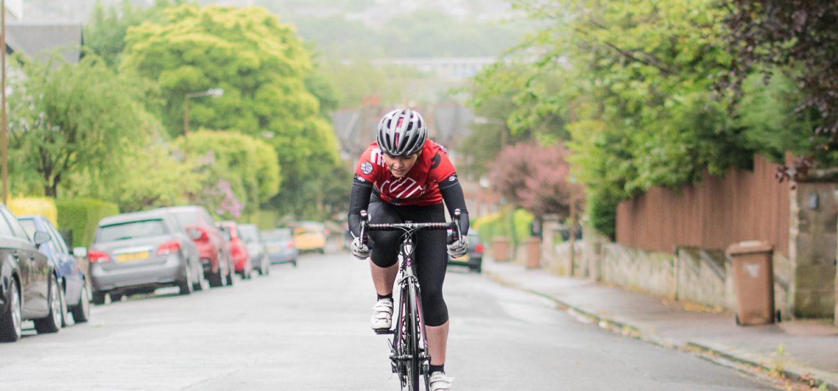Edinburgh's Cycling Festival -  June 2016 - King of Kaimes Hill Climb, Edinburgh