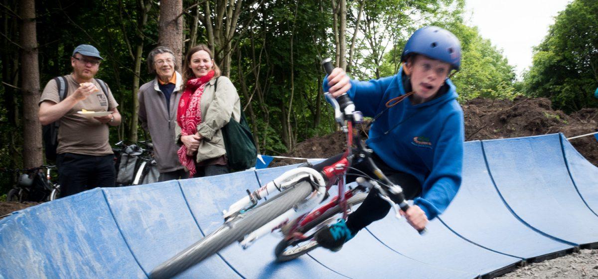Edinburgh's Cycling Festival -  June 2016 - SKELF, Edinburgh