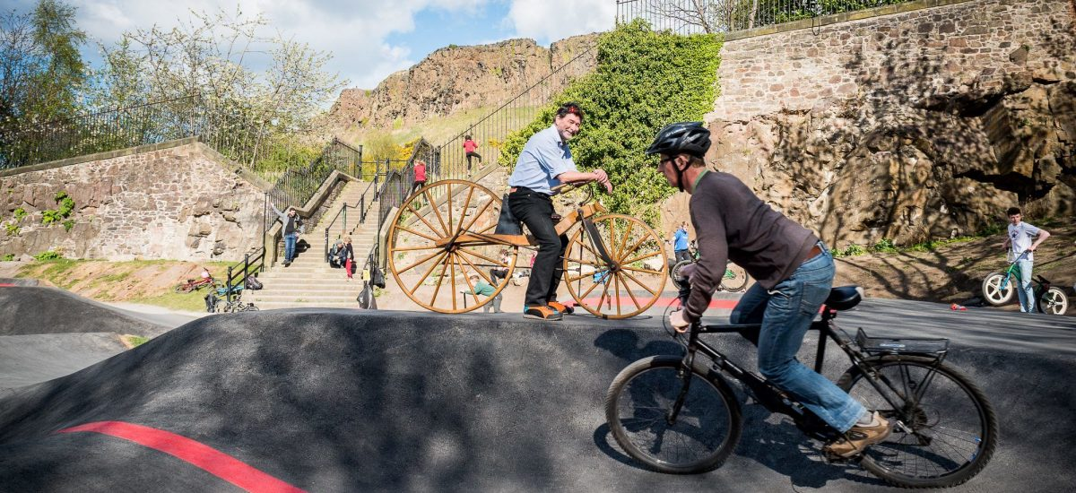 Edinburgh Festival of Cycling 2017