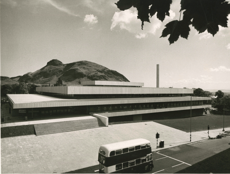 Bike Tour - Edinburgh's 20th Century Buildings