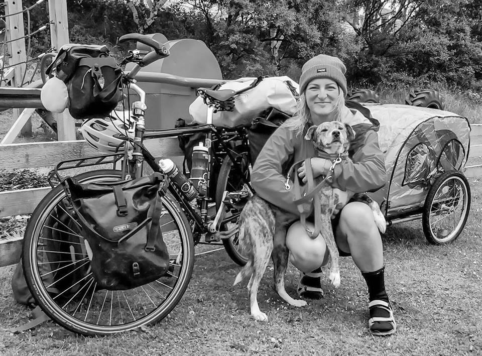 World Bike Girl UK Tour