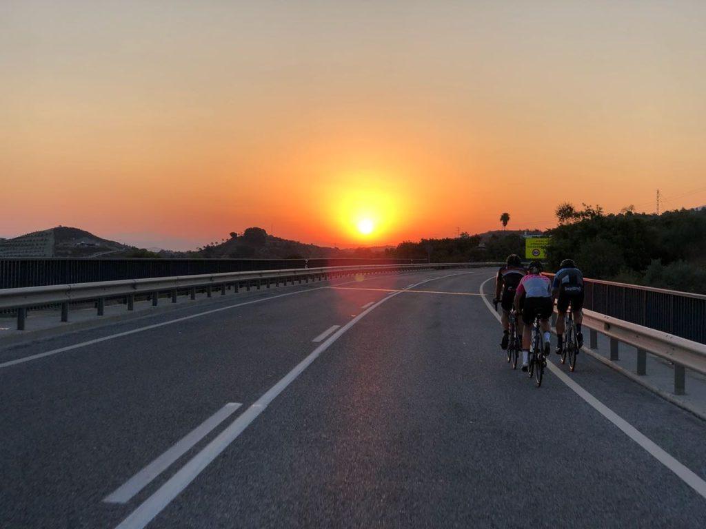 RAD Monika: The first woman to ride the Vuelta a España route
