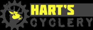 Harts Cyclery logo