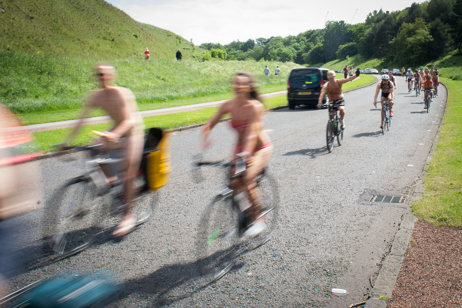 World Naked Bike Ride, Edinburgh 2019