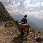 Happiness is a road at least 10,000-miles long – from Edinburgh to Bhutan on a bicycle
