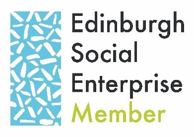 full member of Edinburgh Social Enterprise Network