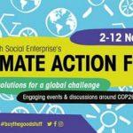 The Change Cycle, part of Edinburgh Social Enterprise's Climate Action Fringe